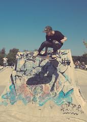 Off the Wall (KT Photography.) Tags: medway freestyle teamextreme skateboard extreme event onfocus skate skatepark bmx bike localevent kent sports rainham england unitedkingdom gb