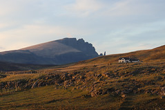 Towards the Old Man of Storr (arripay) Tags: skye scotland old man storr trotternish evening portree