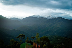 Dawn in the Himalayas (CamelKW) Tags: sikkimindia2018 pellingcity sikkim india in dawn himalayas