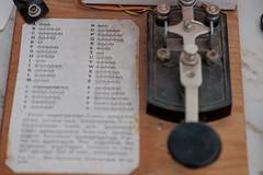 DSCF4253.jpg (RHMImages) Tags: morsecode xt2 radios benicia bug fuji key restoration historic fujifilm hamradio