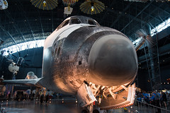 Breathe (Stray Toaster) Tags: washington dc usa dulles smithsonian udvar hazey museum aerospace space shuttle discovery