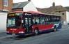 B62201D WD 153 HF55JYZ Salisbury 18 Feb 06 (Dave58282) Tags: bus wiltsdorset 153 hf55jyz mbcitaro o530