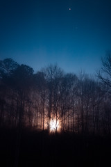 Astrophotography and Sunrise at Crutchfield Lake - 6833 (ExpanseProductions) Tags: photography landscape portrait selfportrait sunset sunrise lake river hill dawn fog astrophotography studio stars moon sun woods forest sky birds old abandoned cityscape waterfall
