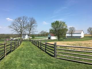 Antietam NB ~ Poffenberger Farm