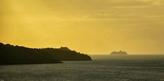 ... yellow ... (wolli s) Tags: antigua antiguaundbarbuda caribbean jeweloftheseas sea stjohn yellow saintjohns saintjohn ag sundown sunset nikon d7100