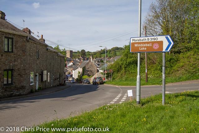 Castle Street, Bampton, Devon