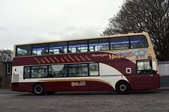 960 (Callum's Buses and Stuff) Tags: madderandwhite madderwhite volvo edinburgh madder lothian bus eclips edinburghbus lothianbuses buses maisie gemini gemini2 b9tl volvo960