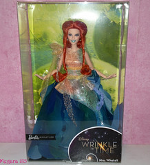 2018 Mrs. Whatsit - A Wrinkle In Time (Mεgαrα ¹⁸⁵ ♑) Tags: mrs whatsit a wrinkle in time disney doll mattel barbie collector