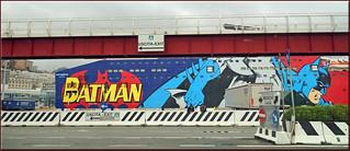 Batman in Genova