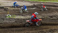 Leading The Pack (John Kocijanski) Tags: motocross motorcycle dirtbike vehicles people race sport canon70300mmllens canon7d