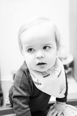 Will - 14 Months Old (Katherine Ridgley) Tags: toronto torontobaby torontotoddler baby babyboy babyfashion cutebaby toddler toddlerboy toddlerfashion cutetoddler toys child children kid kids family blackwhite blackandwhite monochrome