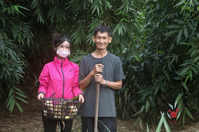 這裡的鳳梨、竹筍通通吃酵素長大 (19)