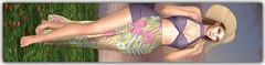 Rossita Celine (Abi Latzo) Tags: dafnis hair arte makeup skin seniha fashion mesh maitreya meshhead meshbody model vista secondlife sl shopping whimsical events bento beauty