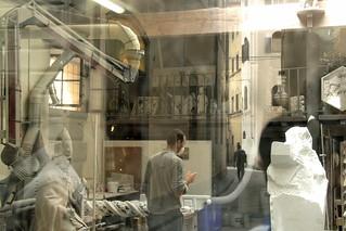 Firenze: Bottega dell'Opera del Duomo