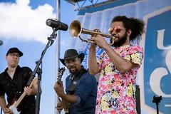 Bayou Boogaloo 2018 - Roland Guerin Band