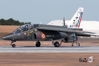 E42 / 705-TA French Air Force (Armée de l'air) Dassault/Dornier Alpha Jet E