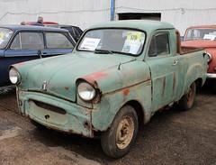 XVE 545 (1) (Nivek.Old.Gold) Tags: 1960 standard ten pickup aca