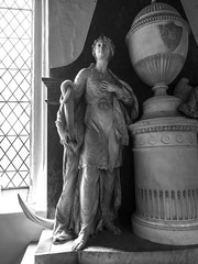 Angel & anchor (badger_beard) Tags: st mary virgin church linton cambs south cambridgeshire cambridge haverhill monument memorial joseph wilton elizabeth bacon peter standly