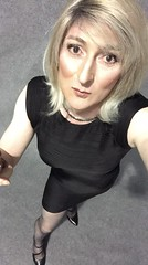 Another blatant picture of my new dress , have a great weekend all mwah 💋 (emma_jay_park) Tags: emmajay emmajaypark mtf boy2girl boytogirl lbd blonde xdressing xdress xdresser crossdress crossdressing crossdresser tgirl tgurl tranny's trannies tranny transformation transvesite trans tv cd