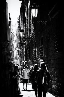 Streets of Barcelona (1)