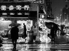 Chinatown NYC . X20 . (AKromatiCK) Tags: streetphotography nyc ny blackandwhite newyork chinatown