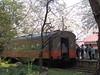 The old coach (しまむー) Tags: sony cybershot dscf828 carl zeiss variosonnar t 7151mm 28200mm f228 sakura festa ashino park goshogawara aomori