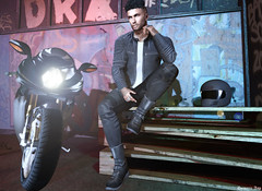 #N26 (dumeric_asp) Tags: mesh lenox motorcycle catwa bento secondlife sl fashion style men mens body avatar blogger signature