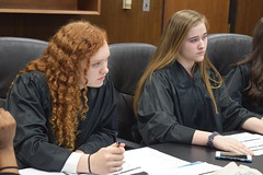 Courts are in Session