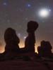 The Nightly Talk (Darren White Photography) Tags: nightphotography starrynight starrysky utah southwest jupiter archesnationalpark darrenwhitephotography sigmalenses