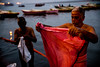 Morning Cleansing-DSC_7598 (thomschphotography3) Tags: varanasi benares india asia ganga ganges washing cleansing men morning dawn colours colourful bath pilgrims
