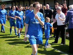Argyle Plate Cup Final (SkimboydPics) Tags: womens football warrington wolverines argyle plate cup final runcorn linnets