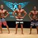 Men's physique C – 2nd Curtis Wilhelm 1st Felix Larose 3rd Ismail Alaoui