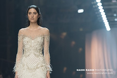 Rachel Gilbert - VAMFF 2018 Bridal Runway (Naomi Rahim (thanks for 4 million visits)) Tags: rachelgilbert vamff 2018 virginaustraliamelbournefashionweek nikon nikond750 70200mm runway model melbourne australia bride bridal white dress gown