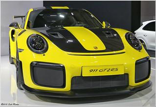 2018 Porsche 911 GR2RS