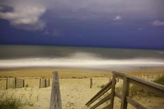 Outer Banks (SeannPatrickPhotography) Tags: beach coast ocean atlantic night dark stars astro nightsky sand obx killdevilhills northcarolina longexposure