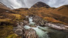 Scottish surge... (L A H Photography) Tags: landscape water river longexposure light mountain clouds rugged rocks flowing outdoor scotland glencoe beauty contrast snow nikond7200 waterfall