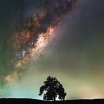 Milky Way Rising over Keysbrook, Western Australia thumbnail