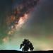 Milky Way Rising over Keysbrook, Western Australia