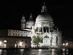 Santa Maria della Salute by Night