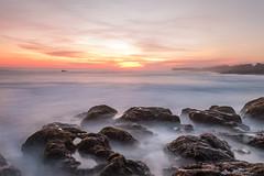 Pararanan, Bali, Indonesia. (martinscphoto) Tags: pararanan bali indonesia sunset nd1000 nikon d750 martinscpoto sea clouds longexposure