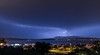 Thunderstorm (laurilehtophotography) Tags: croatia split villa brcic apartment landscape evening night thunder thunderstorm storm lightning clouds city town nikon d750 sigma 20mm art wideangle outdoor amazing nature europe vacation travel holiday summer travelphotography