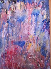 Watercolor art (Raen) (RAENIZM) Tags: raen raenizm раен rae graffiti graffitis граффити art spray paint painter best water based sunday warercolor aquarelle акварель red blue sky flow a4 moscow rain