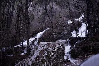 Dark river.