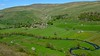 Blue Ribbon Location (_J @BRX) Tags: starbotton yorkshiredales dales valley river riverwharfe ushapedvalley geology wharfedale craven kettlewell yorkshire england uk spring may 2018 hills sky green blue nikon d5100 sunshine walk