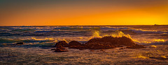 Asilomar Beach Waves (Thanks for 1.4 million views) Tags: kando sony seascape asilomar beach pacific