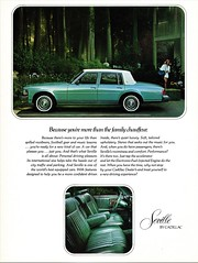 1976 Cadillac Seville (aldenjewell) Tags: 1976 cadillac seville ad