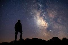   Cosmos   (valerio.clementi) Tags: night star milkway pentax roccacalascio pentaxitalia k1 nightphotography pentaxians nightscape vintagelenses smc5017m