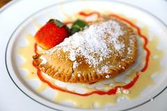 1B5A5637 (David Danzig) Tags: garden gun club the battery atlanta restaurant dessert rhubarb hand pie