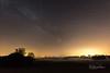 feuchte Wiesen in dunkler Nacht mit Milchstraße (FKnorr) Tags: dissen milchstrase nacht nachthimmel spreeaue sterne dunklenacht dissenstriesow brandenburg deutschland de