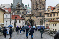 Prague Lesser Town (lGBSl) Tags: lessertown charles statue river street water city prague bridge czechrepublic castle architecture